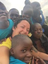 Children at Retrak Uganda